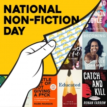 Non-Fiction Day