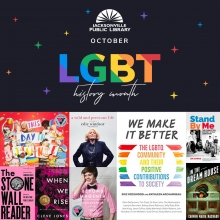 LGBT History Month Graphic