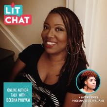 Lit Chat with Deesha Philyaw