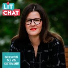 Lit Chat With Kristen Arnett
