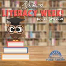 Literacy Week, Celebrate Literacy Week Florida, Florida Department of Education, Book your Trip: Adventure Awaits!