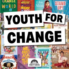 Youth for Change youth activism booklist