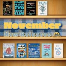 November New Releases