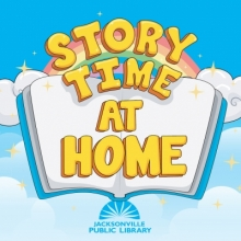 Social storytime: storytime at home
