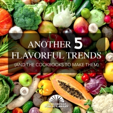 Another 5 Flavorful Trends Blog