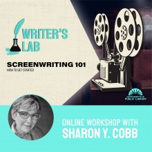 Writer's Lab with Sharon Y. Cobb