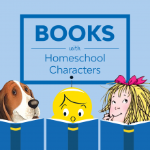 Youth Fiction with Home School characters
