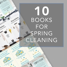 Spring Cleaning Books