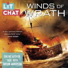 Taylor Anderson Winds of Wrath Lit Chat Graphic