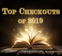 Top Checkouts 2019, Jacksonville Public Library, Popular Books 2019, Book Lists