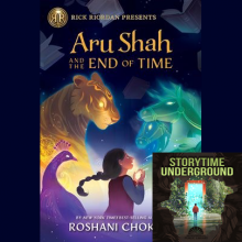 Storytime Underground: Aru Shah and the End of Time