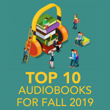 Top 10 Audiobooks to check out this fall, Audiobooks, Free audiobooks, Hoopla, Jacksonville Public Library