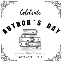 national authors day, authors day, local authors, jacksonville public library, jacksonville authors, jacksonville literary events