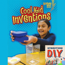 Storytime DIY: Cool Kid Inventions