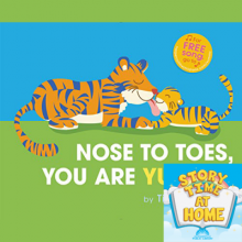 Storytime at Home: Nose to Toes