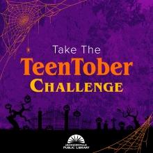 Take the Teentober challenge