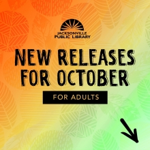 New Releases for October graphic