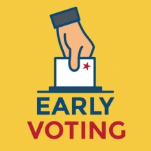 Early Voting, Duval County Voting, Presidential Preference Primary Elections