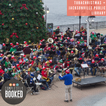 TubaChristmas, TubaChristmas Jacksonville, Christmas music, Free Christmas Concert, Holiday Events, Holiday Music, Tuba Christmas