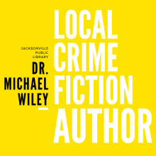 Local Crime Fiction Author Michael Wiley