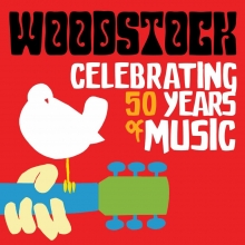 Woodstock, celebrating 50 years of music